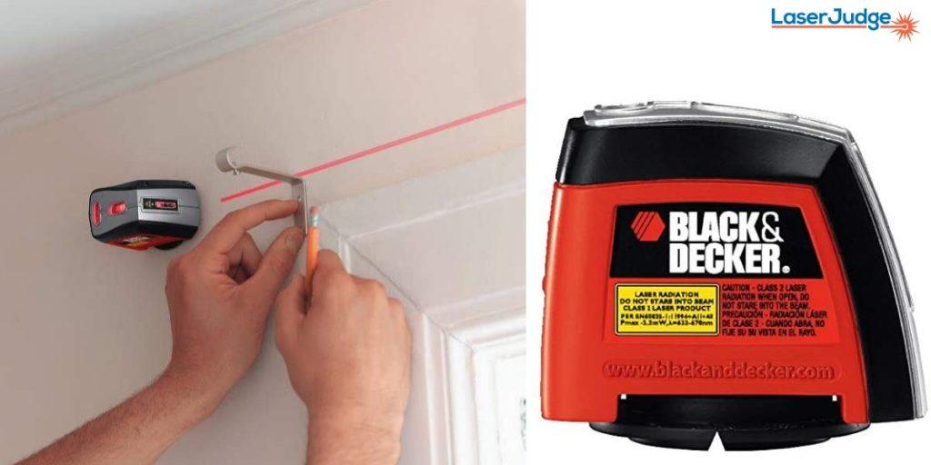 BLACK & DECKER BDL220S Laser Level