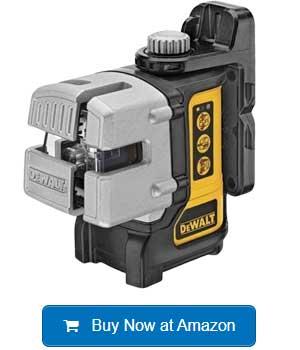 DEWALT DW089K Self Leveling Laser