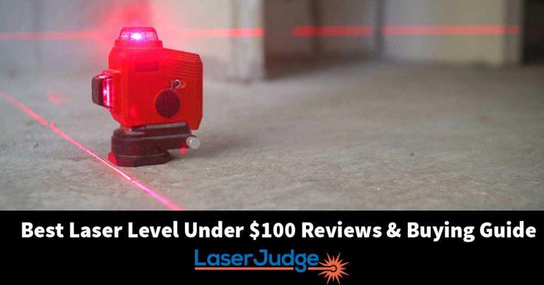 Best Laser Level Under 100