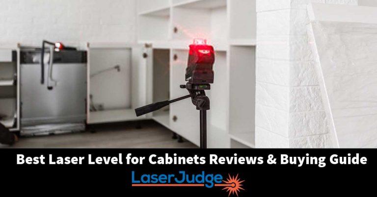 Best Laser Level for Cabinets