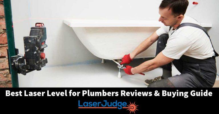 Best Laser Level for Plumbers