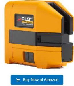 Pacific PLS 6R Laser Level