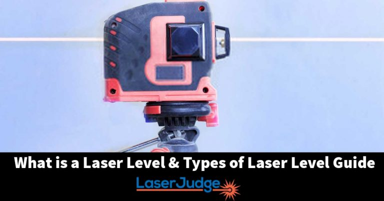What is a Laser Level & Types of Laser Level Guide