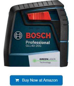 BOSCH GLL40-20G Laser level
