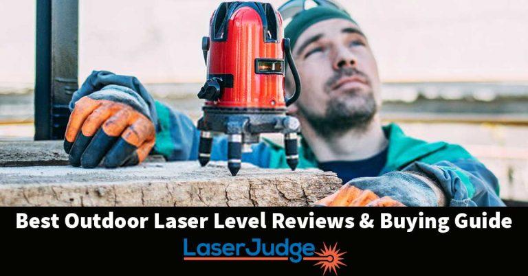 Best Outdoor Laser Level