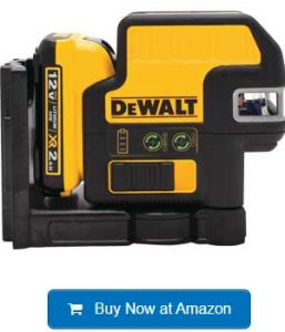 DEWALT DW0825LG Laser Level