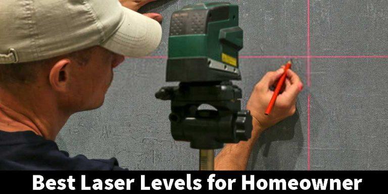 Best Laser Level for Homeowner