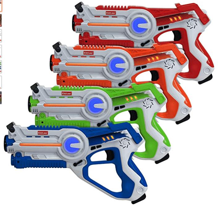 Kidzlane Laser Tag Set