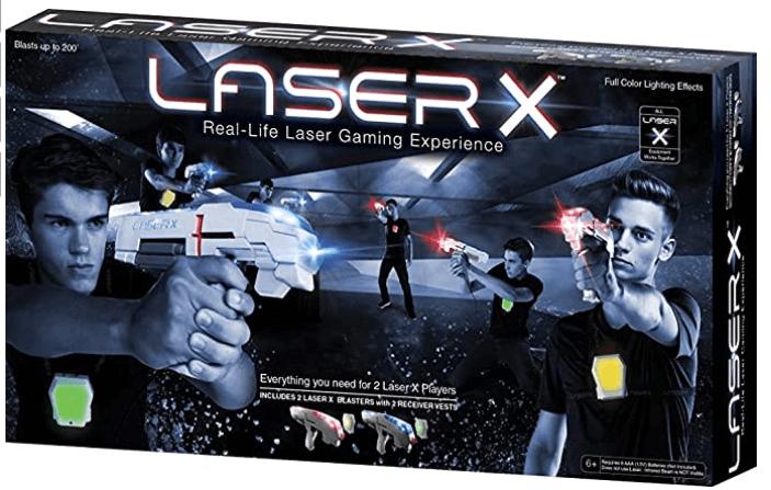 Laser X Laser Gaming Set