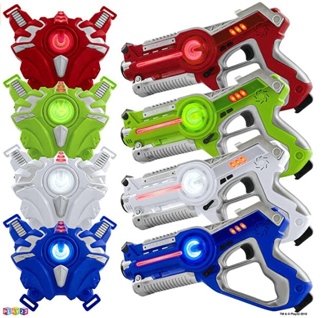 Play22 Laser Tag Sets Gun