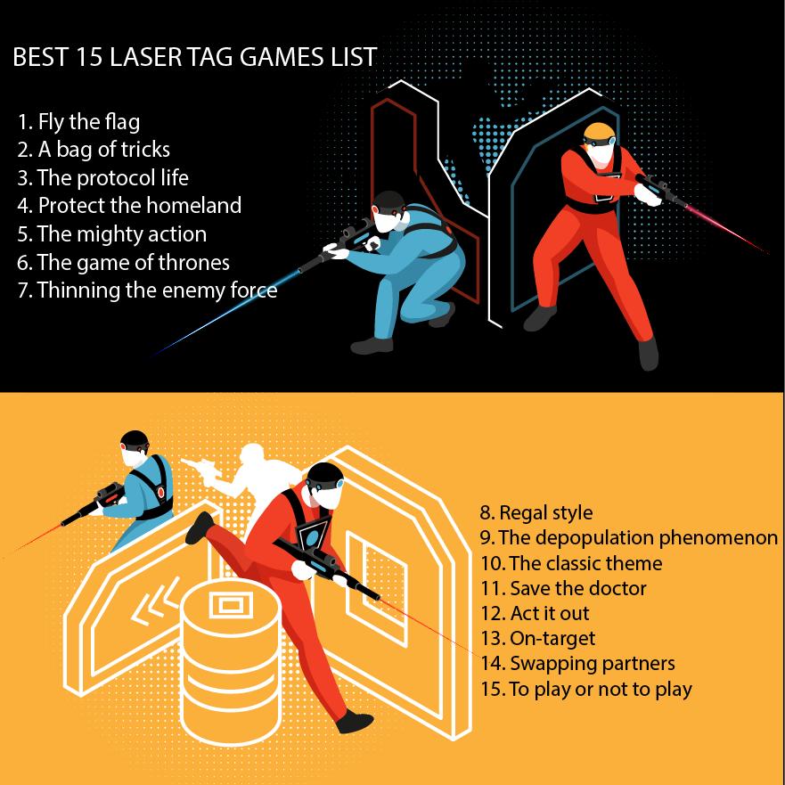 laser tag games