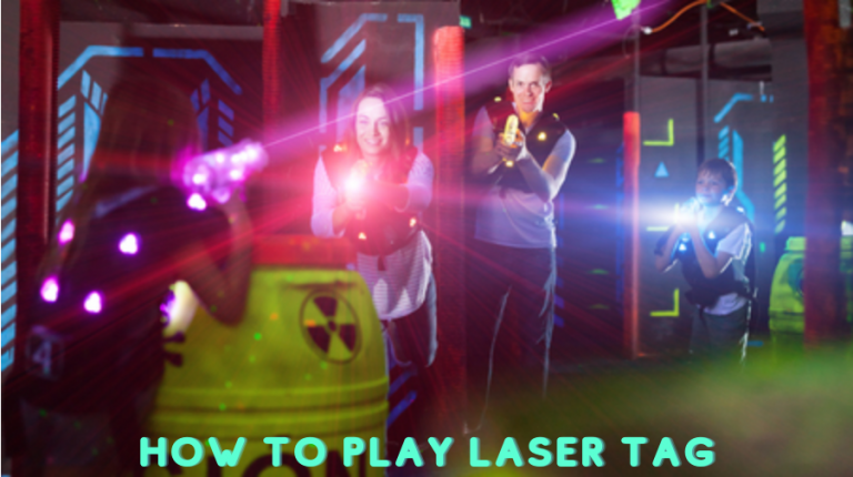 How To Play Laser Tag