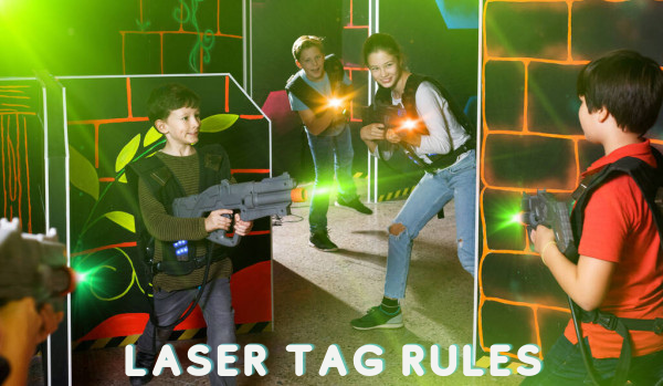 Laser Tag Rules